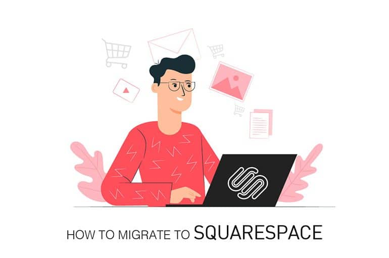migrate to squarespace