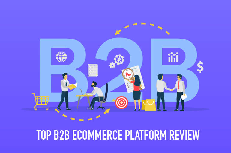 Top B2B eCommerce platforms review